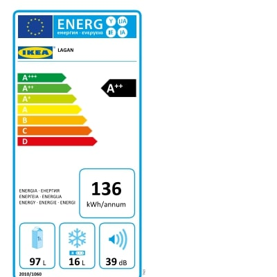 Energy Label Of: 60334963