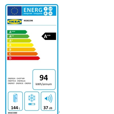 Energy Label Of: 90282298